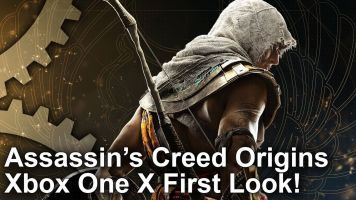「Assassin's Creed Origins」 新映像、新情報が公開!期待度ダダ上がり!!