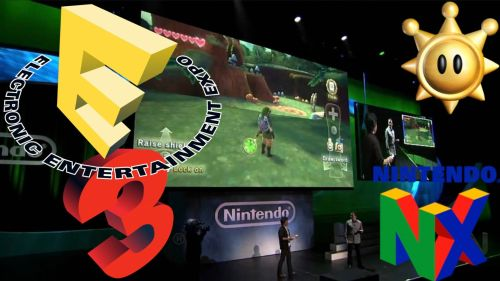 2016年E3の任天堂wwww