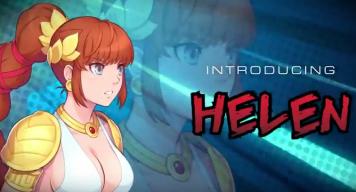 Switch/PS4「Blade Strangers」キャラクターPV『ヘレン』編が公開! 『海腹川背』『洞窟物語』キャラが参戦する2D格ゲー!!