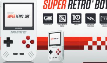 【衝撃】GB/GBC/GBAがどこでも遊べるマルチ携帯ハード「スーパーレトロボーイ」が電撃発表!!