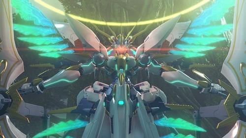 【朗報】ゼノブレイド2さん、ゼノギアスみたいな謎のメカを公開してしまうwww デザインはアルドノア・ゼロのI-IV