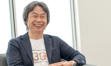 宮本茂「次の目標はミッキーマウス、何年後に肩を並べられるかな」