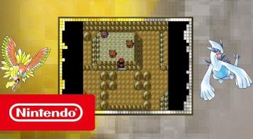 3DSバーチャルコンソール「ポケットモンスター 金・銀」 ローンチトレーラーが公開!