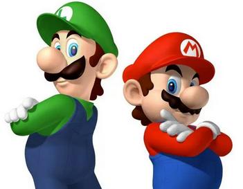 【朗報】「マリオ&ルイージ」が商標登録!早くも復活の兆し