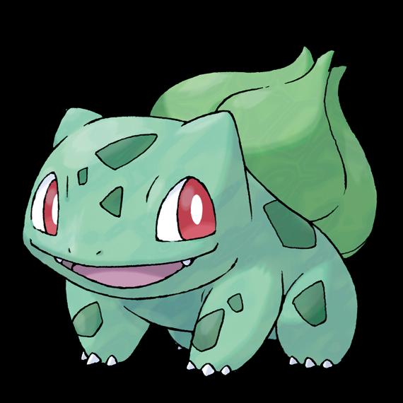 【朗報】カエルちゃんポケモン、どれもかっこいい