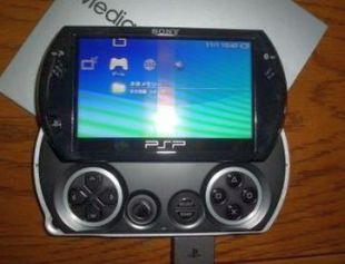 PSP go 本日発売 購入レビュー