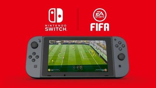 EA「ニンテンドースイッチへの参入度合いはFIFA18の売上次第」