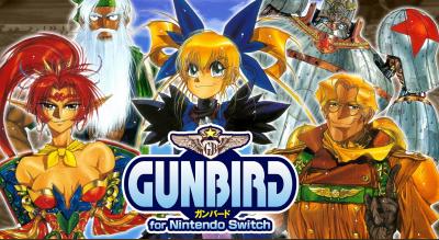 【朗報】NintendoSwitchでガンバード配信開始!!!!【彩京復活】