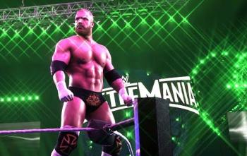 プロレスゲー最高峰 「WWE 2K18」 ゲームプレイトレイラーが初公開!日本人選手は中邑真輔など5名参戦