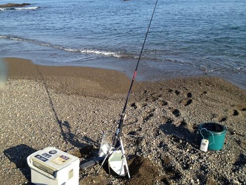 烏賊釣りの巻き
