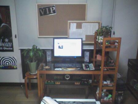 お洒落な部屋(パソコン周り)画像-365