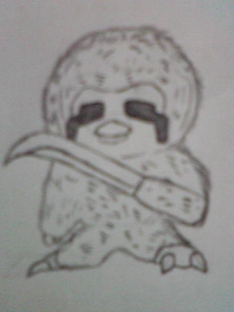 ナマケモノの画像か絵をください-065