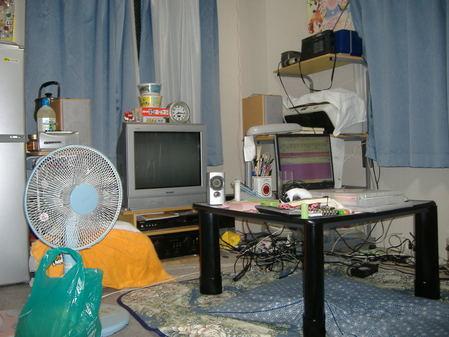 お洒落な部屋(パソコン周り)画像-018