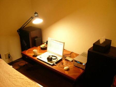 お洒落な部屋(パソコン周り)画像-345