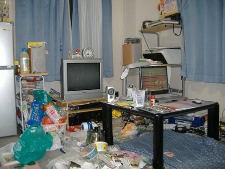 お洒落な部屋(パソコン周り)画像-010