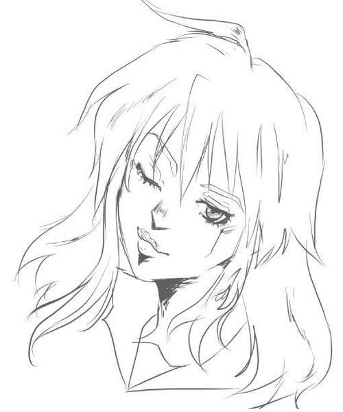 漫画家の絵柄でこなたの絵描くよ-041