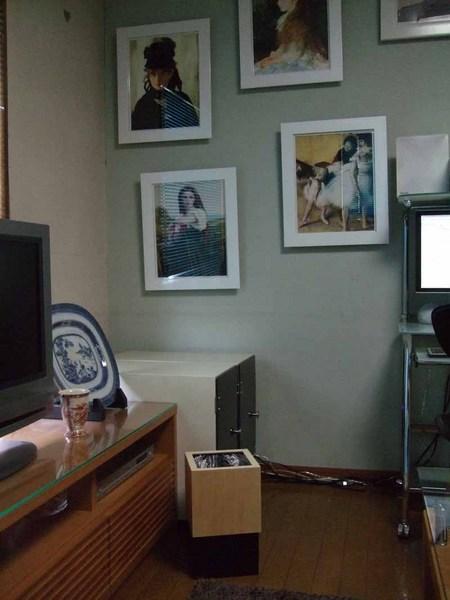 お洒落な部屋(パソコン周り)画像-127