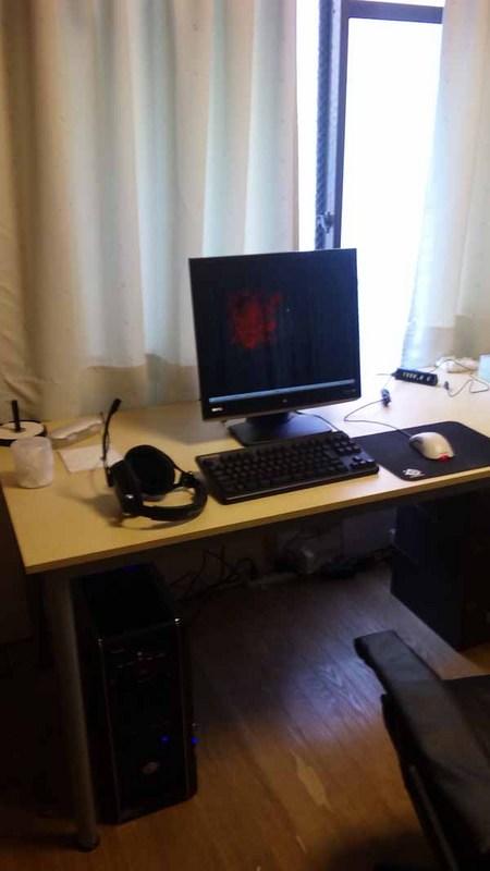 お洒落な部屋(パソコン周り)画像-182_1