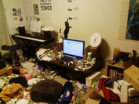 お洒落な部屋(パソコン周り)画像-628