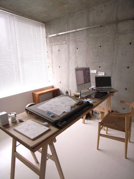 お洒落な部屋(パソコン周り)画像-038_5