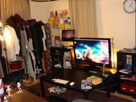 お洒落な部屋(パソコン周り)画像-038_3