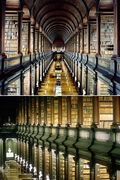 架空の図書館の画像ください-012