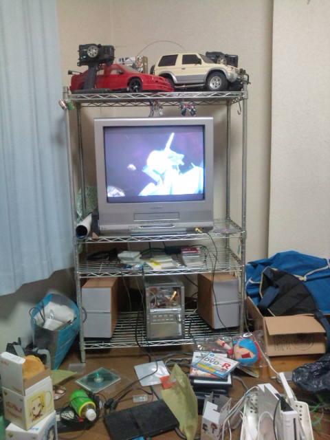 お前らの部屋のテレビの周り晒せ-043