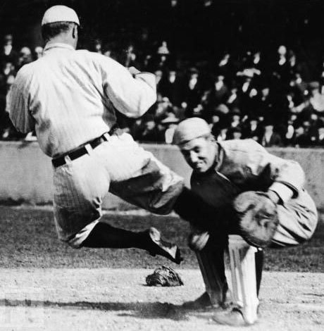ty-cobb-sliding-into-home