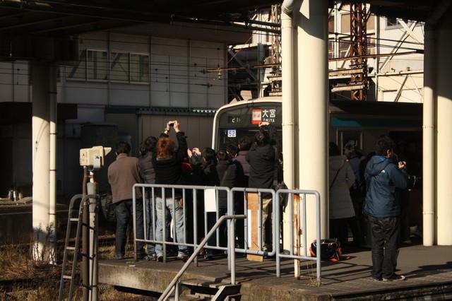 京浜東北線で鉄ヲタパンデミック-116