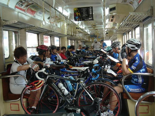 電車の中で見かけたキチガイ-409