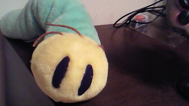 デカイ青虫が出たwwww-028