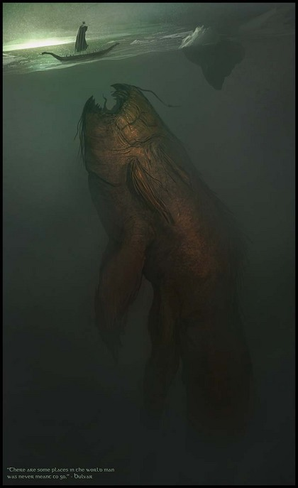 UMA・巨大生物・変な生物の画像くれ-141