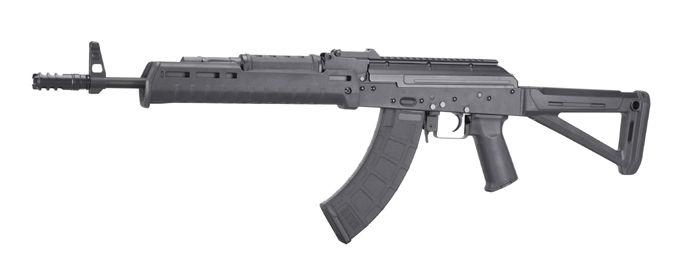 American-Made AK-47 Rifles Compete - Gun Tests Article