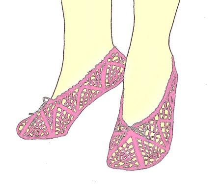 靴下デザイン画