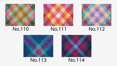 プラプー編み地