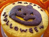 グーテドママンのハロウィンケーキ