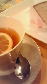 ダッキーダックでお茶