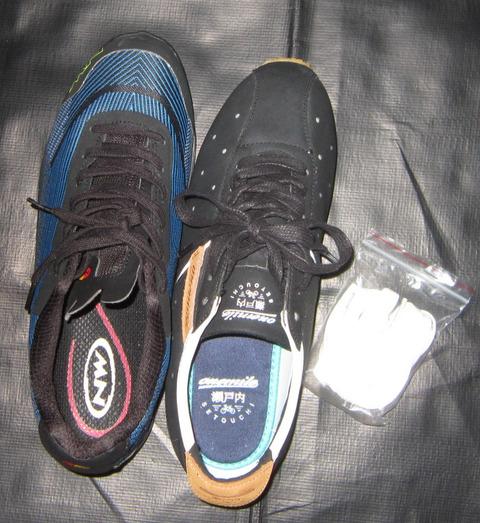 フラットペダル用の靴 one mile 瀬戸内が到着!