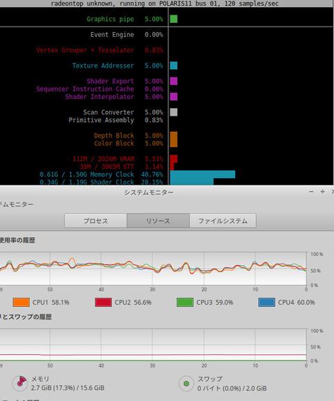 新仕事環境i3 9100F+RX550 2GB
