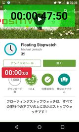 Floating Stopwatch (1)