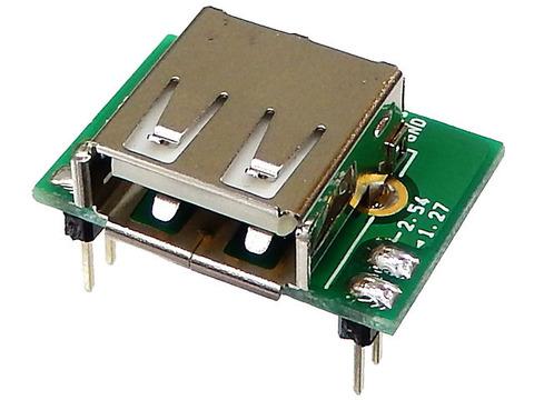 USB-Aメス