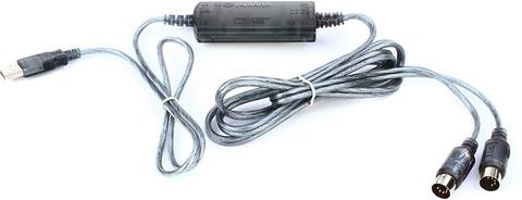 ヤマハ USB-MIDIインターフェース UX-16