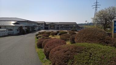 平泉中学校