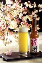 「福幸」は石割桜から採取された酵母で醸造