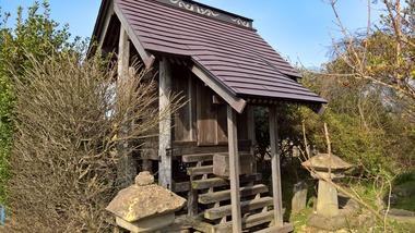 神明神社(関の神明)