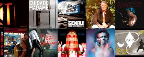 2017 MUSIC BEST 10