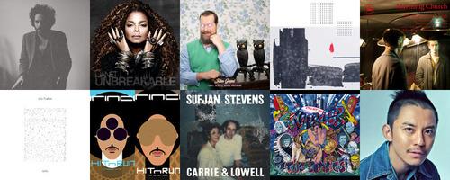 2015 MUSIC BEST 10