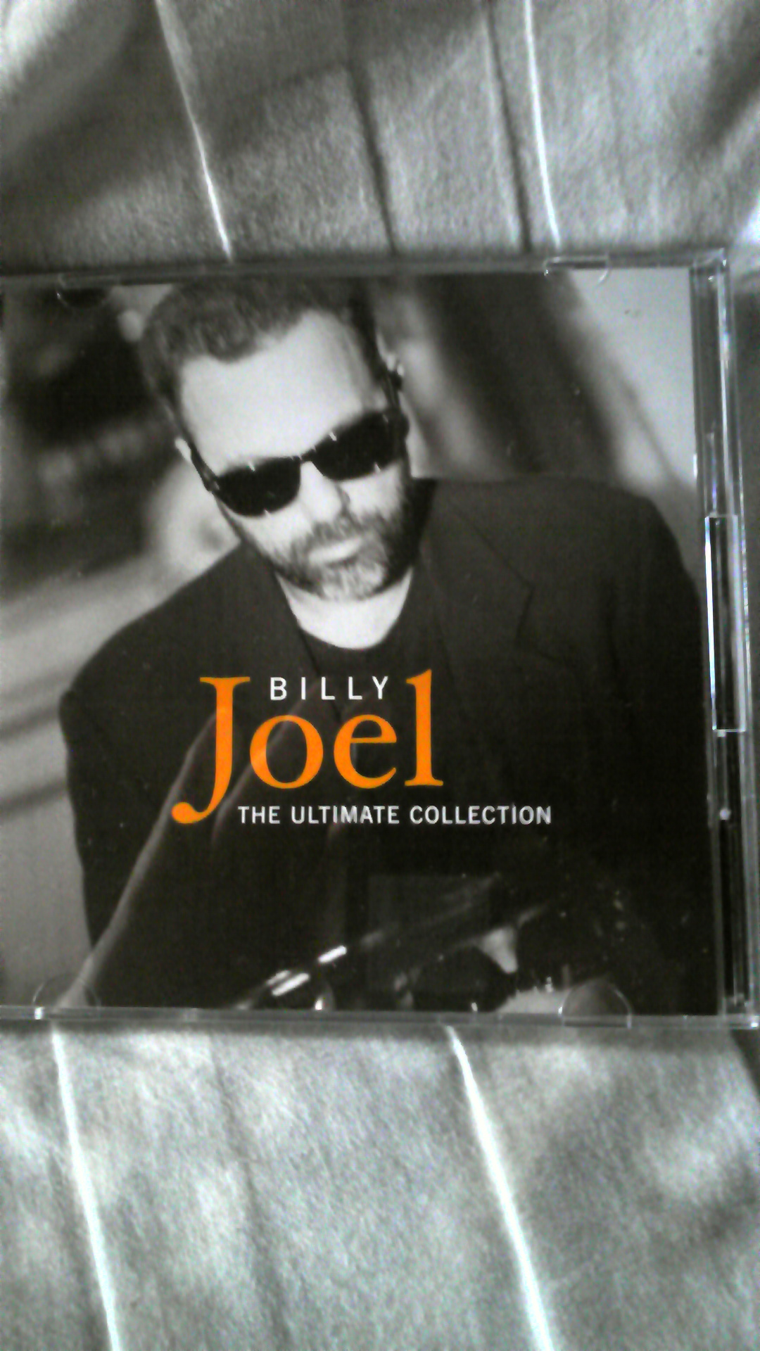 Billy Joel Ultimate Collection: Anarogrosuresのblog : BILLY JOEL/THE ULTIMATE COLLECTION 2CD