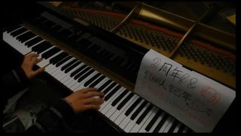ピアノで「THE IDOLM@STERメドレー」
