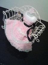 マダムキリコシ ドレス座ピンク